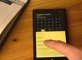 Jakie aplikacje na Windows Phone - Calendar Valleague