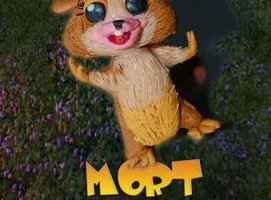 Jak ulepić postać z bajki - Mort