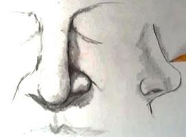 Jak narysować nos w profesjonalny sposób