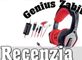 Słuchawki Genius Zabius - Recenzja