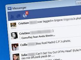 Jak wyświetlić całą historię rozmowy na Facebook'u