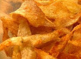 Jak zrobić chipsy paprykowe