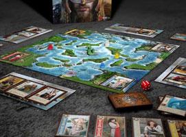 Jak grać w grę planszową Wikingowie: Wojownicy Północy
