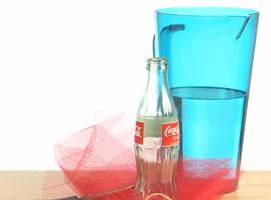 Jak wykonać pokaz z wodą i wykałaczkami