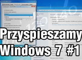 Jak przyśpieszyć Windows 7 #1 - Rozruch systemu