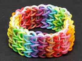 Jak zrobić bransoletkę rainbow looms