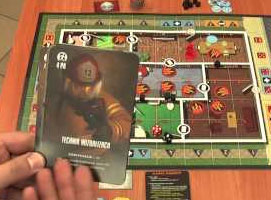 Jak grać w Ognisty Podmuch - gra o strażakach