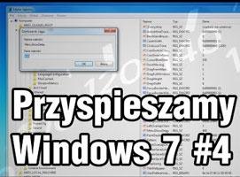 Jak przyśpieszyć Windows 7 #4 - strona wizualna