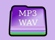 Jak zmienić rozszerzenie pliku np. z mp3 na wav