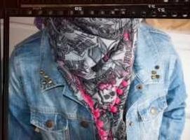 Jak zrobić kurtkę z ćwiekami