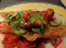 Jak przygotować Gdańskie fish curry