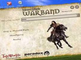 Jak grać bez CD-Key'a (na przykładzie Mount&Blade Warband)