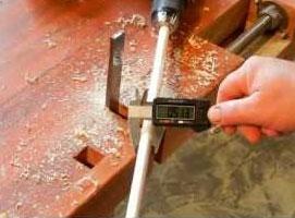 Jak zrobić narzędzie do tworzenia kołków drewnianych