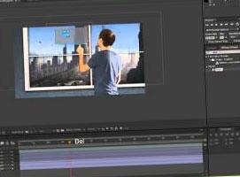 Jak wykonać efekt interaktywnego okna w formie animacji
