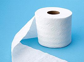 Jak wykonać dowcip z papierem toaletowym