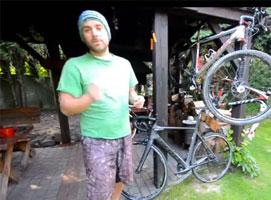 Jak wybrać ramę do roweru wyprawowego - obalanie stalowych mitów