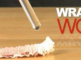 Jak wykonać trik z papierkiem od słomki