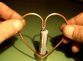 Jak zrobić wirujące serca walentynkowe