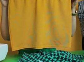 Jak uszyć dzianinową spódniczkę