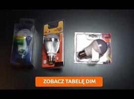 Domowe sposoby na rozpoznanie dobrych LED - test opakowania I