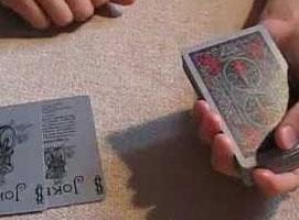 Jak wykonać trik z kartami - Jokermania