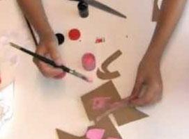 Jak zrobić pingwina z paper mache