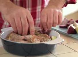 Jak przygotować kurczaka po wiejsku