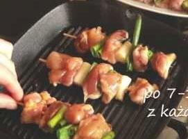Jak zrobić szaszłyki z kurczaka po japońsku