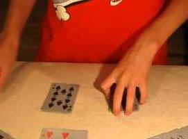 Jak wykonać sztuczkę z kartami - Brakująca Karta