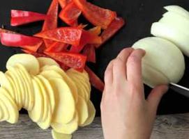 Jak smażyć warzywa w cieście po japońsku