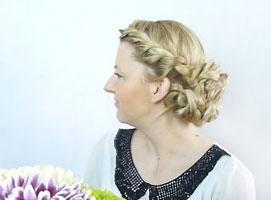 Jak wykonać wyjątkowe upięcie dla długich włosów