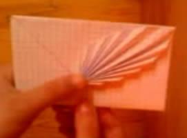 Jak zrobić ozdobną kopertę origami