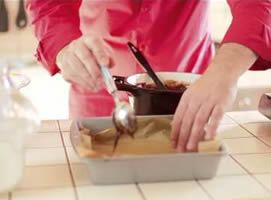 Jak zrobić ciasto czekoladowe z wiśniami i chilli