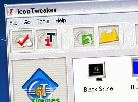 Jak zmienić wszyskie ikony na pulpicie