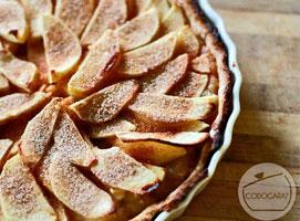 Jak zrobić francuską tartę z jabłkami