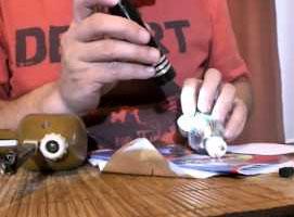 Jak naprawić spaloną żarówkę na diodach LED #2