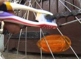 Jak wyczyścić łańcuch w rowerze
