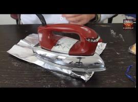 Jak zrobić grillowane tosty za pomocą żelazka