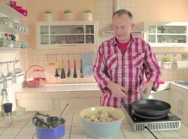 Jak zrobić skrzydełka kurczaka z czosnkiem i pietruszką
