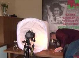 Jak robić dobre zdjęcia #17 - Namiot bezcieniowy
