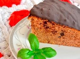 Jak zrobić ciasto czekoladowe z kawałkami czekolady