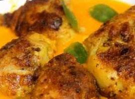 Jak zrobić grillowanego kurczaka z sosem marchewkowo-miodowym