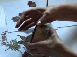 Jak ozdabiać doniczki suszonymi kwiatami