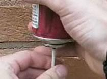 Jak podmienić zawartość dezodorantu