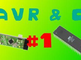 Jak programować procesory AVR #1 - pierwszy program