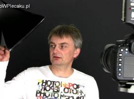 Jak wykonać autoportret oraz mieszanie światła