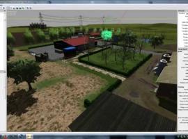 Jak stworzyć mapę do Symulatora Farmy 2013 #1