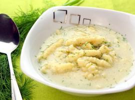 Jak zrobić zupę koperkową