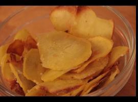 Jak zrobić dietetyczne chipsy