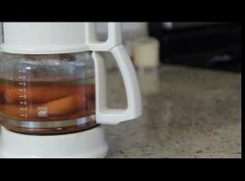Jak przygotować 4 potrawy w ... ekspresie do kawy